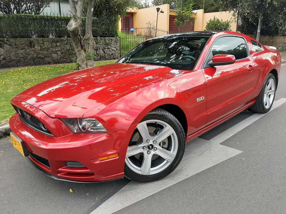 Ford Mustang Gt Caja Sport
