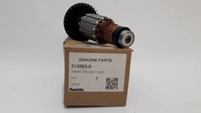 Rotor Comp. Serra Circular Mhs700 -makita- 220v-513863-0
