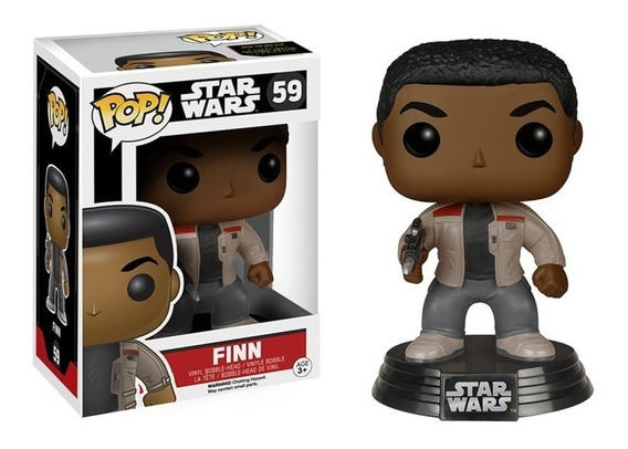 Coleccionable Movies Star Wars Finn Funko Pop
