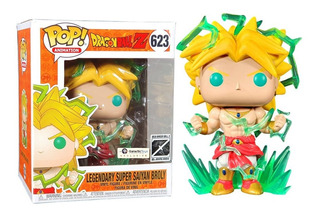 Funko Pop! | Dragon Ball Z - Broly 623 6 Exclusivo Galactic