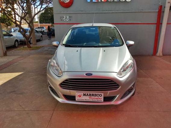 Ford Fiesta Hatch 1.6l Se 2014