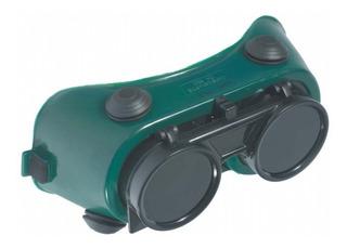 Oculos De Segurança Cg 250 Visor Articulado Redondo Solda