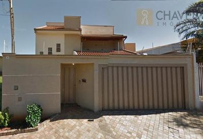 Casa Residencial Para Locação, Alto Da Boa Vista, Ribeirão Preto. - Ca0496