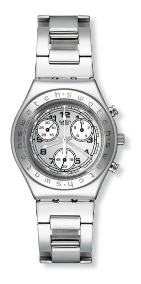 Relogio Swatch Irony Yms101g Cool & Misterious
