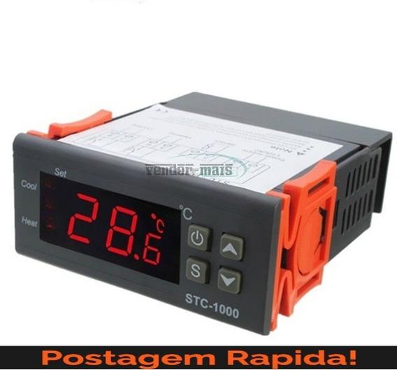 Controlador Digital De Temperatura Aquecedores Resfriadores