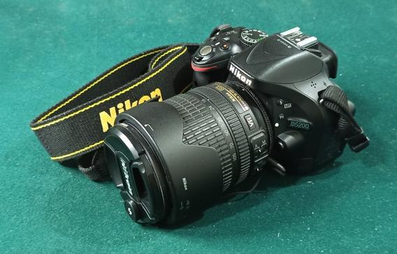 Camera Nikon D5200 Kit Completo