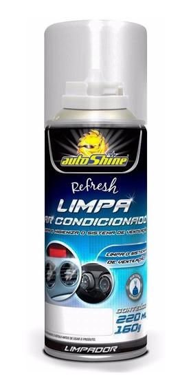 Higienizador Limpa Ar Condicionado Carro Novo S10 Blazer