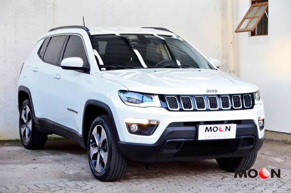 Jeep Compass Longitude 4x4 Diesel At 2018 36 Mil Km Un.dono