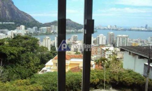 Casa De Rua À Venda, 6 Quartos, 2 Suítes, 4 Vagas, Jardim Botânico - Rio De Janeiro/rj - 7520