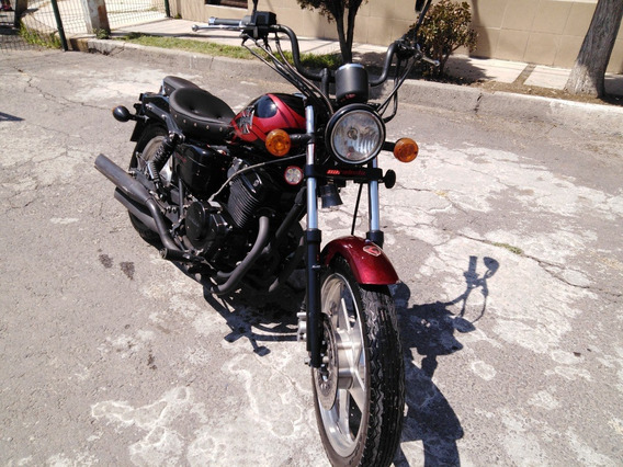 Moto Carabela Iron Cross 250 Cc Choper