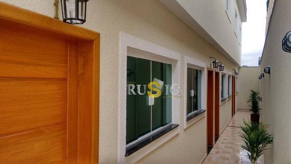 Sobrado Com 2 Dormitórios À Venda, 52 M² Por R$ 229.990,00 - Cidade Líder - São Paulo/sp - So0624
