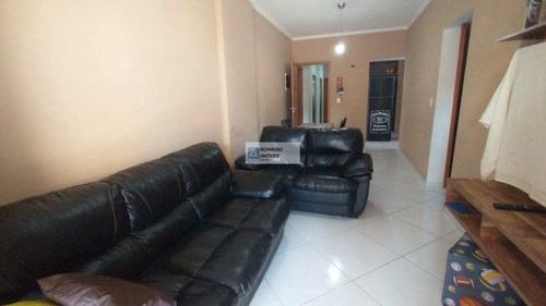 Apartamento Com 2 Dorms, Aviação, Praia Grande - R$ 320 Mil, Cod: 2453 - V2453