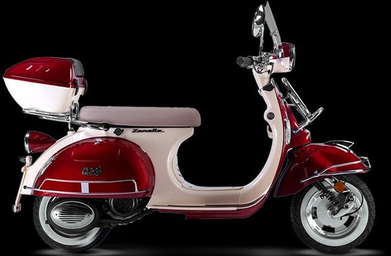 Zanella Motocicleta 150 Modelo Mod 680734