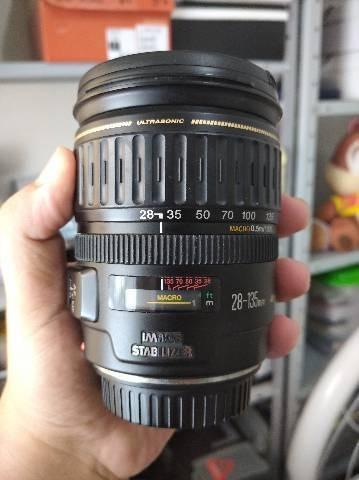 Lente Canon Ef 28-135 Is Usm