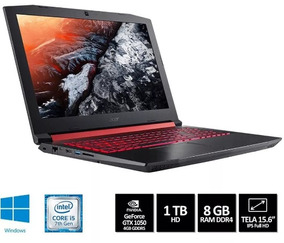 Notebook Acer Aspire Gamer Nitro An515-51-50us