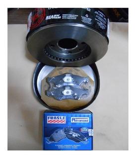 Kit Discos Fremax O Frasle + Pastillas Honda Fit Hasta 2008