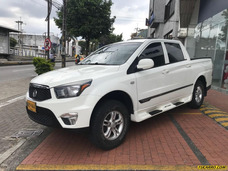 Ssangyong Actyon Sports At 2000cc Td 4x4 Ab Abs