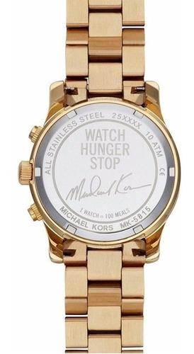 Reloj Michael Kors Mk5815 Exclusivo Dama Nuevo Caja Original