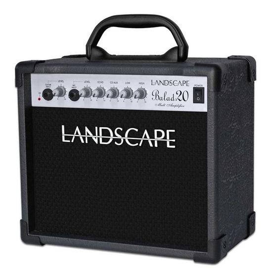 Amplificador Violão E Voz Landscape Balad 20 Bld20 - Nf Gtia