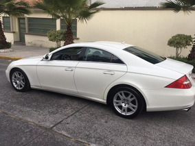 Mercedes Benz 2006 Clase Cls 5.0l 500 Mt Impecable Unico !!