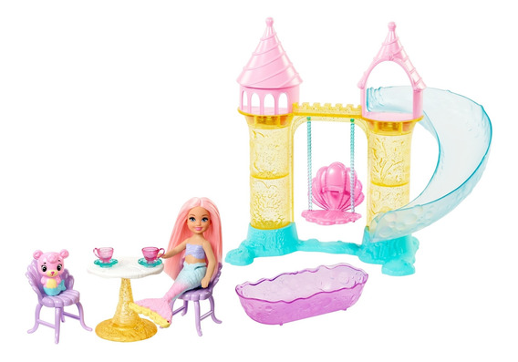 Barbie Dreamtopia, Parque De Sirenas