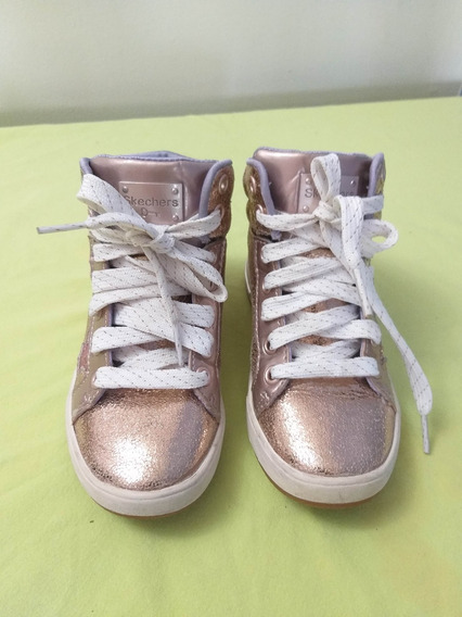 Zapatos Skechers Para Niña Tipo Botines