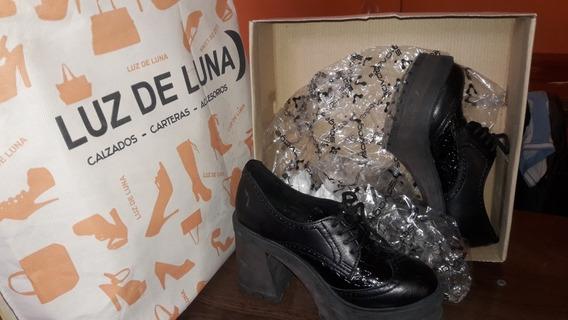 Sapatos De Charol Mujer