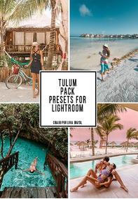 Presets Lightroom Para Blogueiras (leia A Descrição)