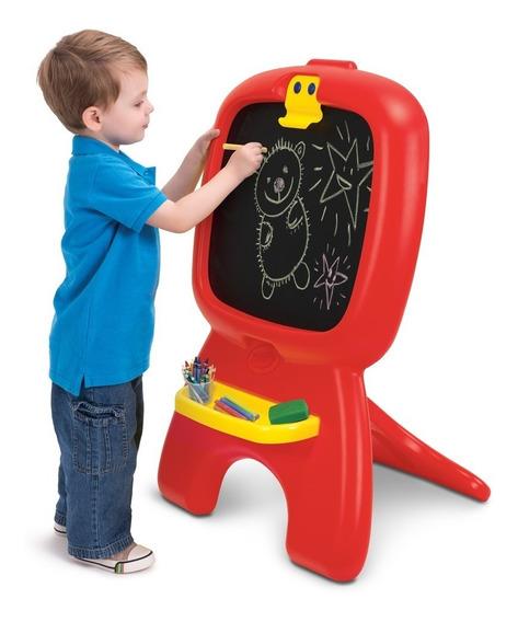 Pizarron Caballete Infantil 2 En 1 Crayola Centro De Arte
