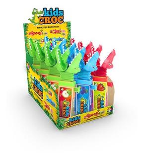 Kids Croc Pegador Crocodilo C/12 Kids Zone