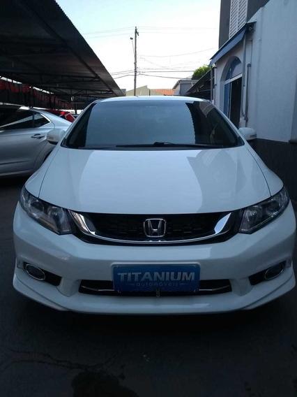 Honda Civic Lxr 2.0 Flex Aut
