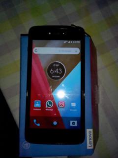 Motorola Moto C , Factura Y Garantia
