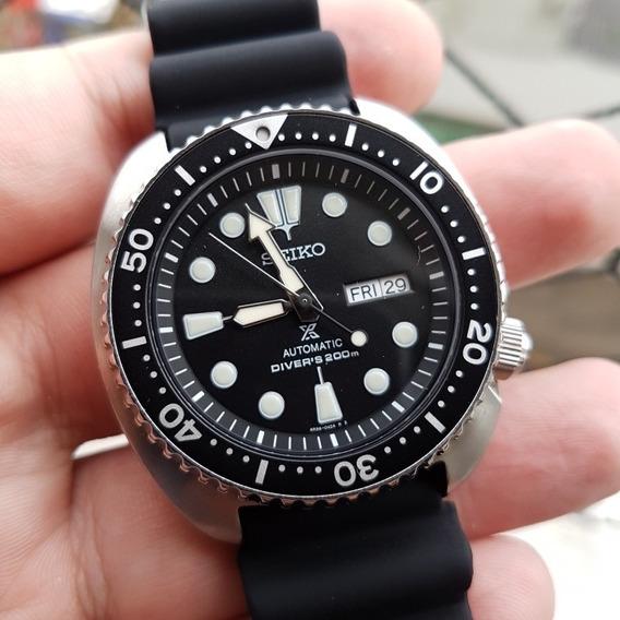 Relógio Seiko Turtle Srp777 K - Novo Completo Pronta Entrega