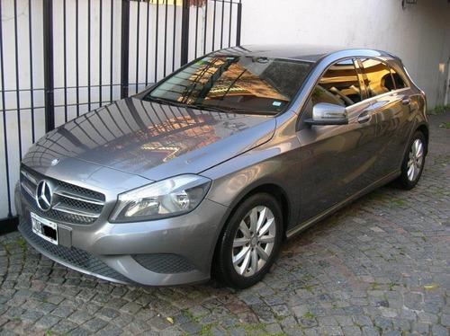 Mercedes Benz 1.6 A 200 Style B.efficiency 2013