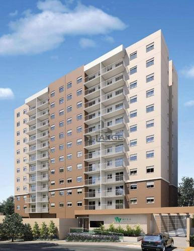 Imagem 1 de 13 de Apartamento Taquaral Em Campinas - Ap18142