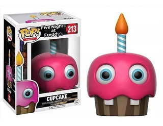 Funko Pop Cupcake 213 Five Nights At Freddys Baloo Toys