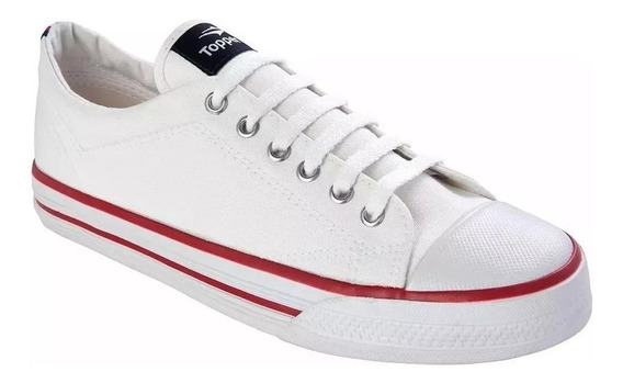 Zapatilla Topper Urbana Derby Blanco Ras