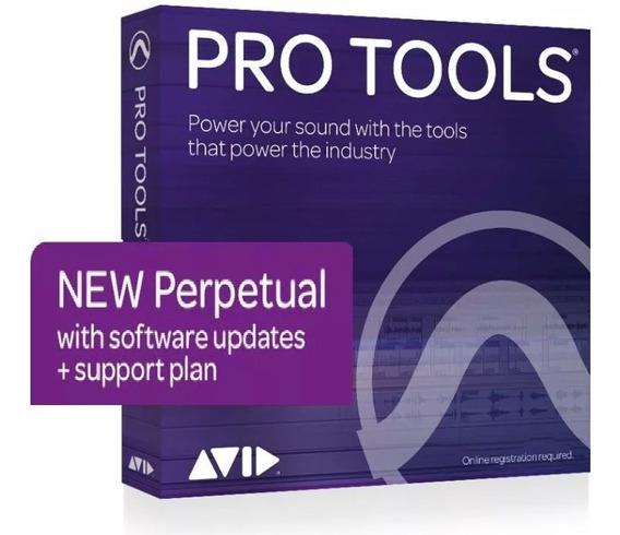 Avid Pro Tools 2019 10/11/12 Vitalicio + Ilok 3 12x S/ Juros