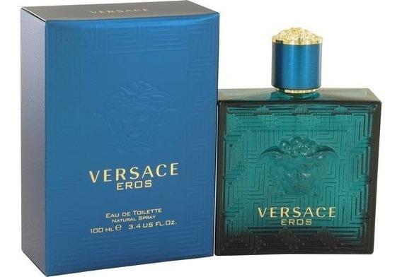 Perfume Original Versace Eros - Decant Fração 5ml