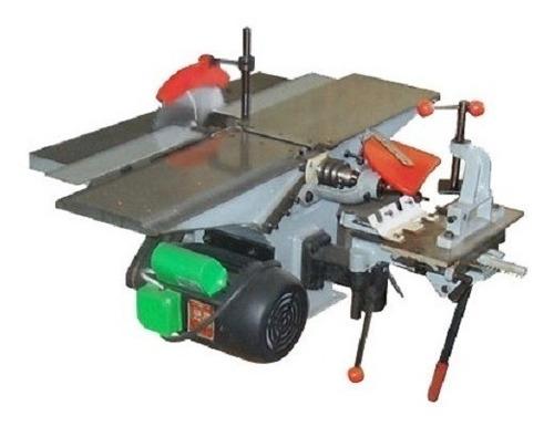 Máquina Combinada Carpinteria Bta 5 Funciones 1.5hp 220v