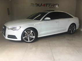 Audi A6 2.0 Tfsi Ambiente Gasolina 4p S-tronic 2016