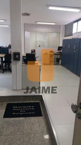 Conj. Comercial Para Locação No Bairro Consolação Em São Paulo - Cod: Ja9112 - Ja9112