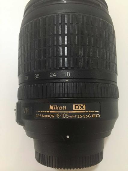 Lente Câmera Nikon