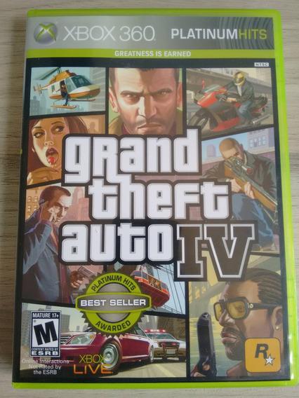 Jogo Grand Theft Auto 4 - Liberty City Xbox 360