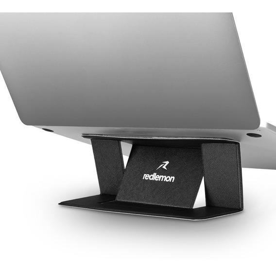 Redlemon Base Para Laptop Adhesiva Ultradelgada Y Ajustable
