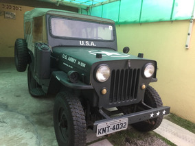 Jeep Kaiser Militar M 606