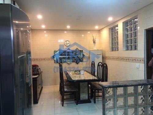 Sobrado Com 3 Dormitórios À Venda, 125 M² Por R$ 900.000,00 - Vila Pouso Alegre - Barueri/sp - So1692