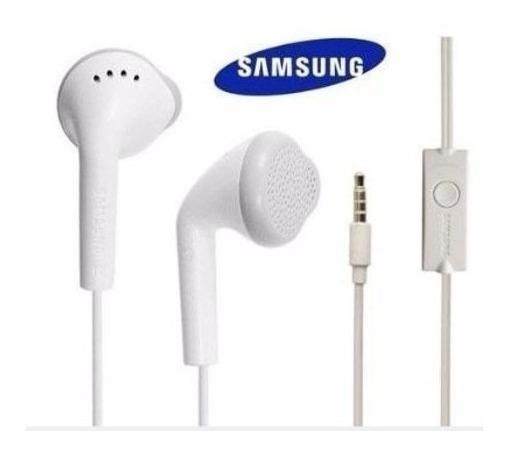 Fone De Ouvido Original Samsung Branco J1 J2 .. Todos P2