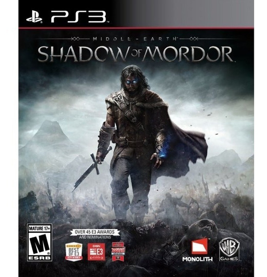 Middle-earth Shadow Of Mordor - Ingles Psn Ps3