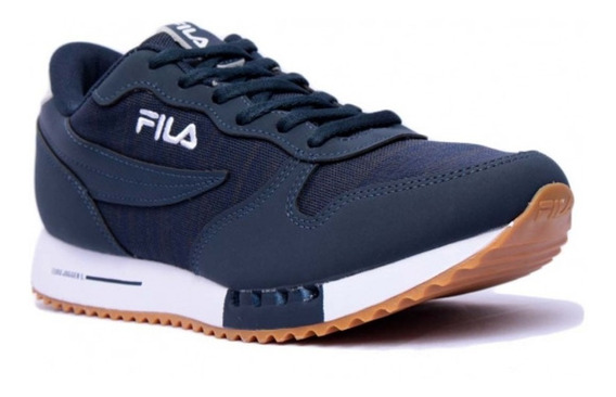 Zapatillas Fila Moda Urbana Hombre Retro Sport Euro Jogger